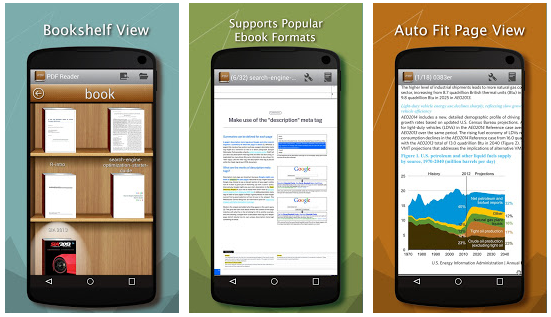 3 Best PDF Reader for Android – Read Your PDF Easily – SEI